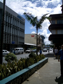 Banks and ATMs in Port Vila