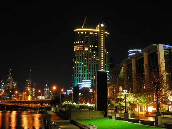 Crown Casino in Melbourne, Australia