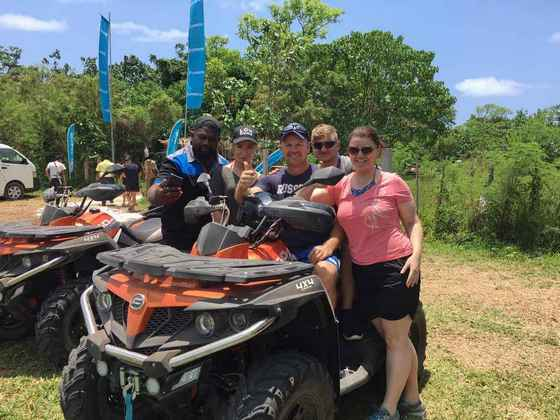 Book your ATV tours in Vanuatu