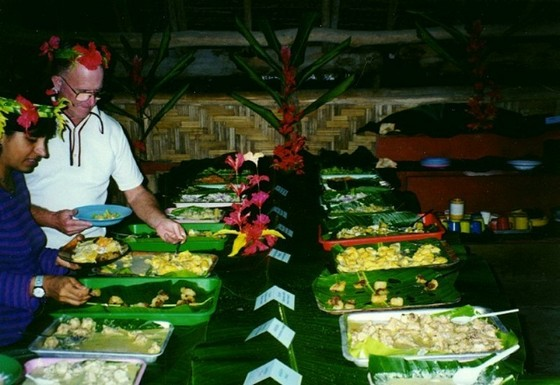 Melanesian Feast Night in Vanuatu