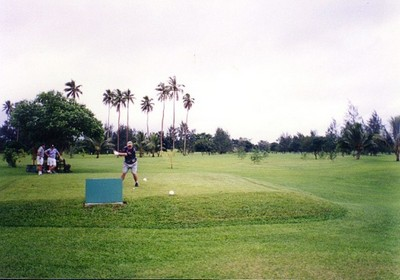 Port Vila Golf and Country Club golf course