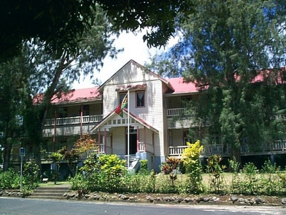 Vanuatu Government House building
